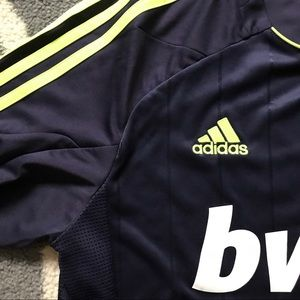 adidas Other - Adidas Ronaldo Real Madrid away replica jersey